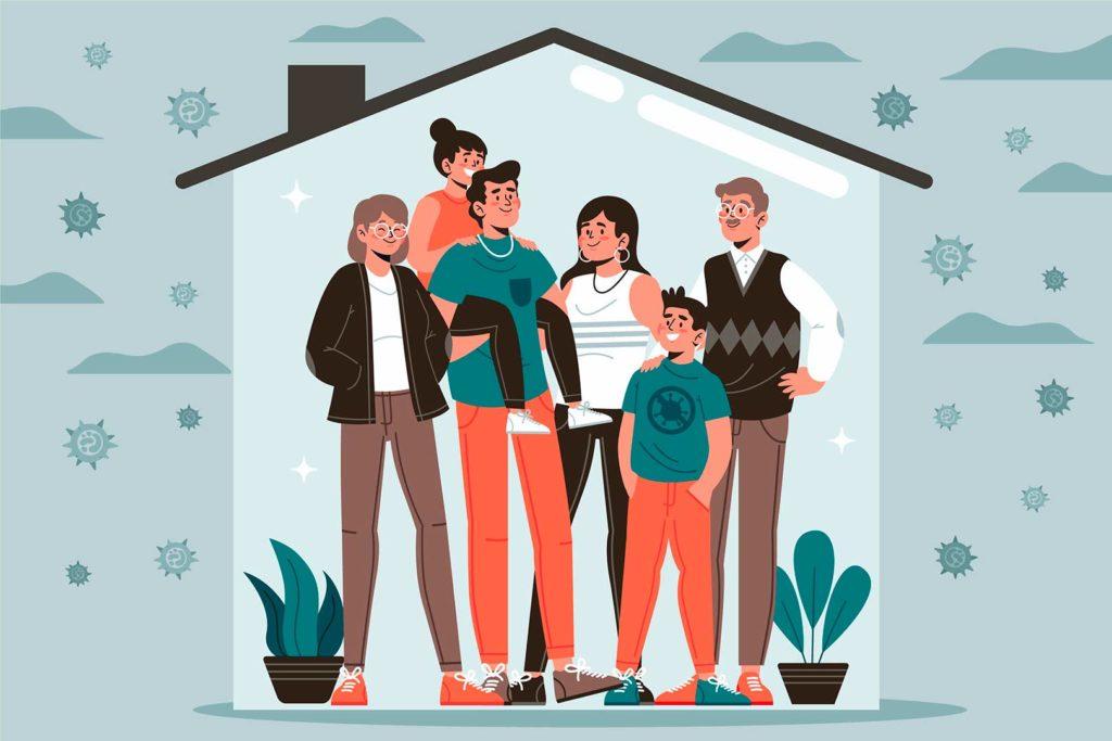 sistema de percepción heredado   familiares